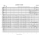 Journey Home - Big Band - Full Score & Score Parts - medium difficulty