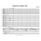 Sonata For Swee' Pea - Big Band - Study Score